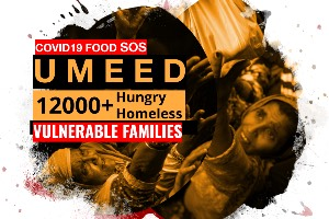 UMEED 2.0: Relief for 15000+ families amid #COVID19 Crisis towards food Security