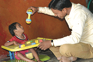 Early Intervention and Education for people with Disabilities
