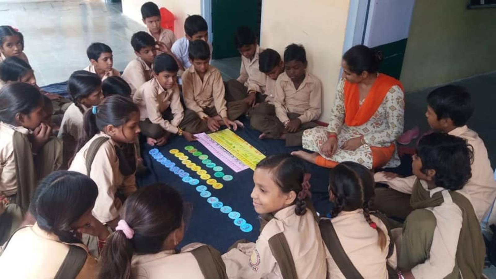Work with government schools