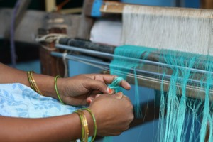 RELIEF TO COVID AFFECTED WEAVERS