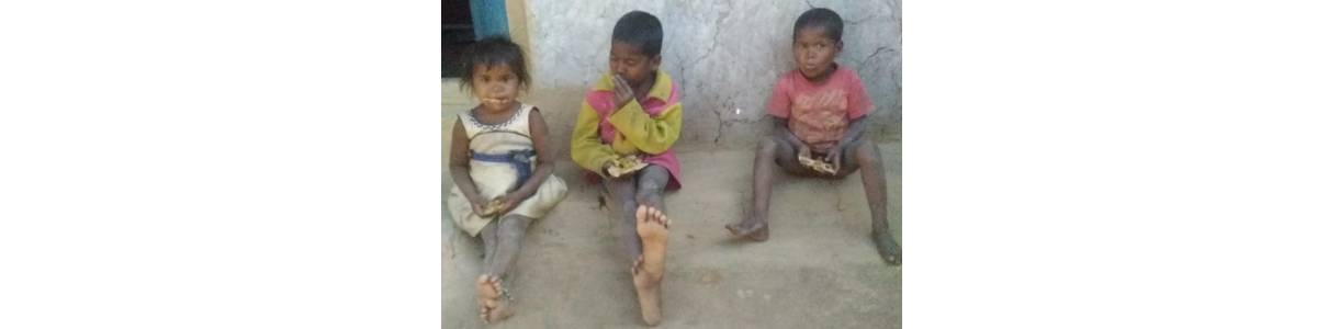 Let no marginalized sleeps hungry, take a step forward to ensure food security of deprived.