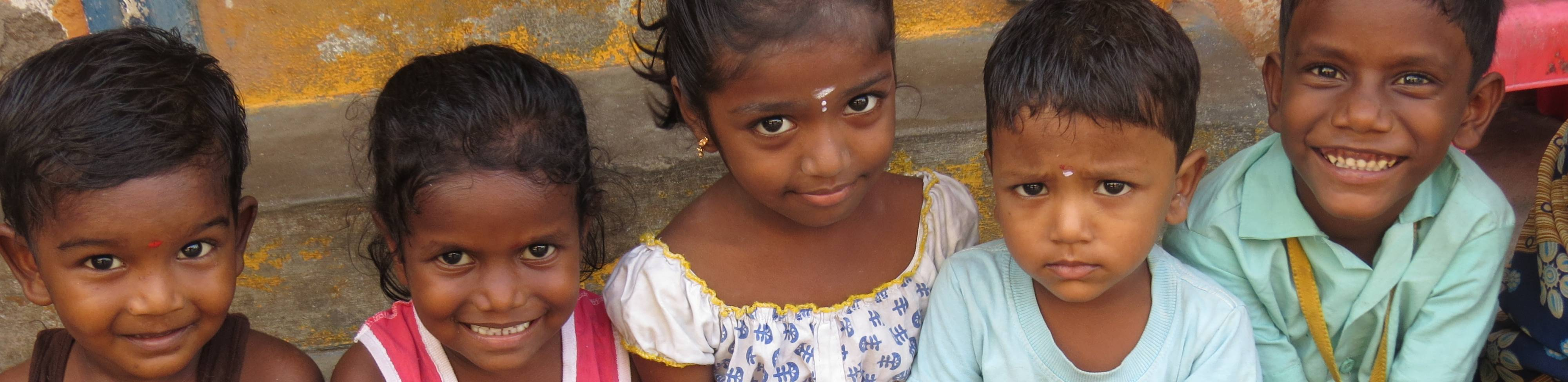 Help Oasis India to fight Human Tafficking !