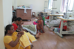 Livelihood Skills Training for 100 Women with Disabilities
