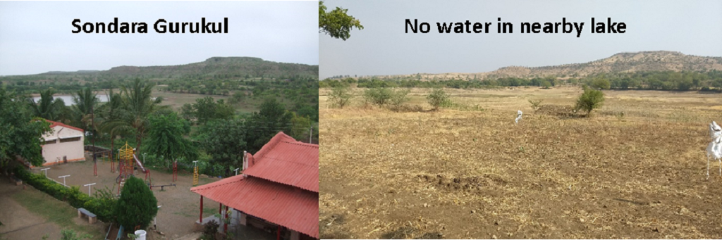 Sondara Gurukul - Fight against Drought