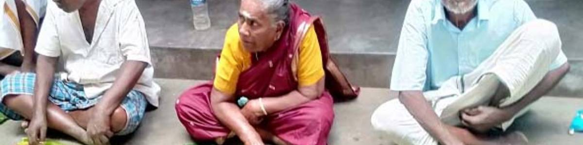 Help 26 elder persons in our Aged Home