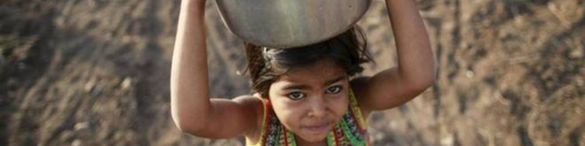 Help Drought Affected People To Rise From Poverty