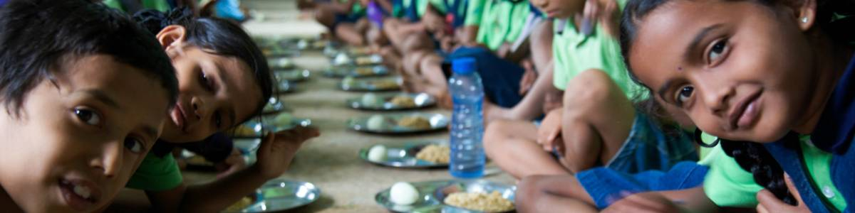 Parikrma's program to supply emergency food rations for our students