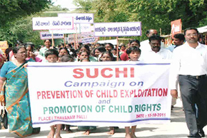 Menstrual Hygiene Management for 300 adolescent rural girls and 600 women in Chittoor district of Andhra Pradesh