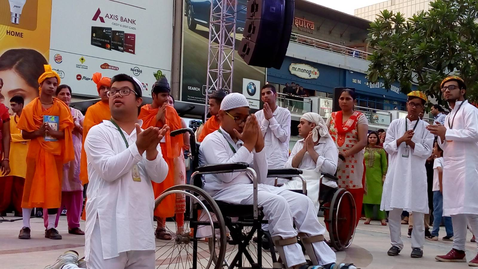 VISHWAS Vision For Health Welfare and Special Needs