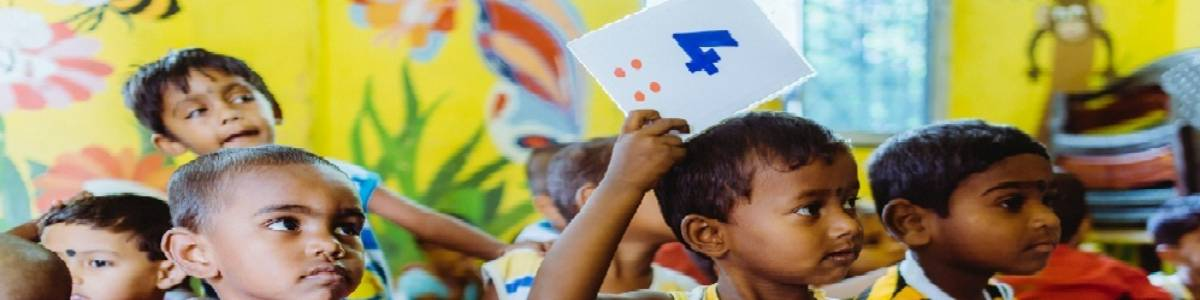 Early Childhood Care and Education & Back-up School Education Support