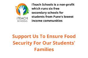 Support Us to Provide Essential Food Supplies for Our Student and Alum Families