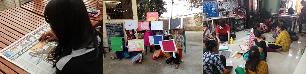 Empowering women and adolescents in distress through education, health, and awareness