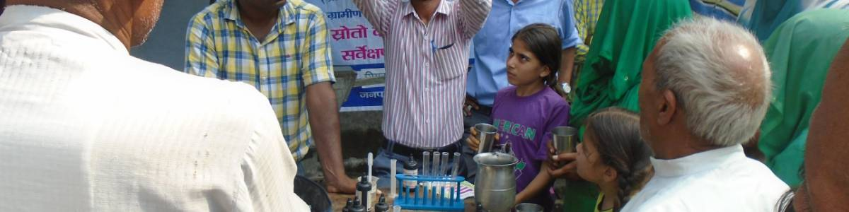 Safe Drinking Water & Sanitation Project