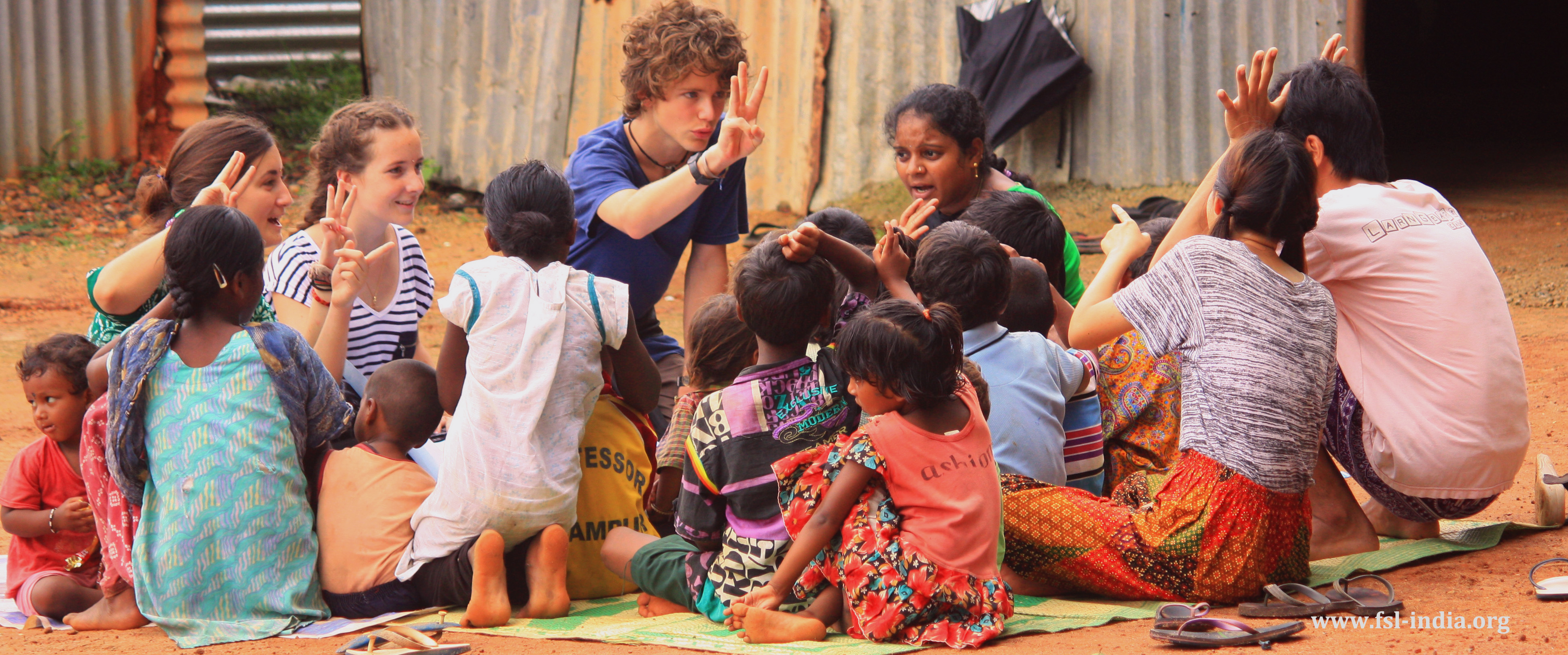 Field Services & Inter Cultural Learning - India (FSL-India)