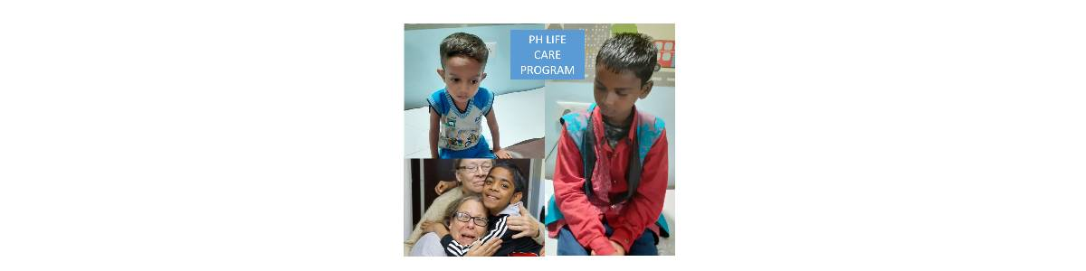 PH Life Care Program - Treatment and Financial Assistance for patients of Pulmonary Hypertension