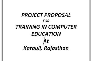 TRAINING IN COMPUTER EDUCATION