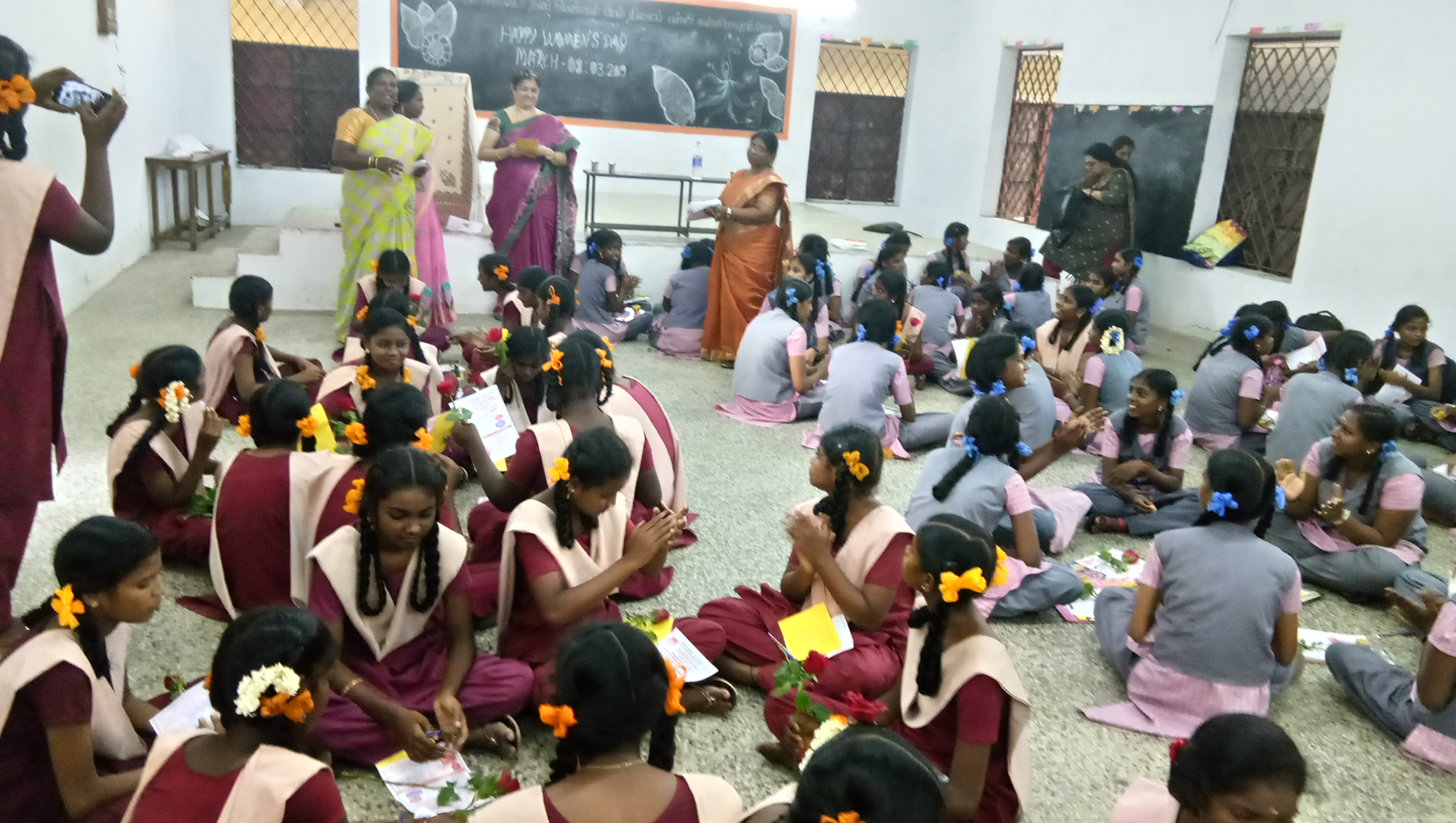 Protection and Holistic Development of Adolescent Girls