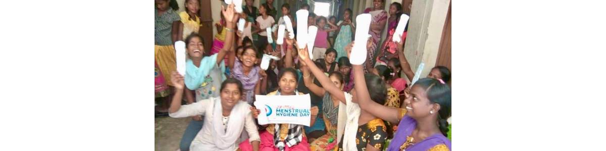 Periods Don't Stop for Covid 19 Pandemics, Help Adolescent Girls manage their Menstrual Hygiene