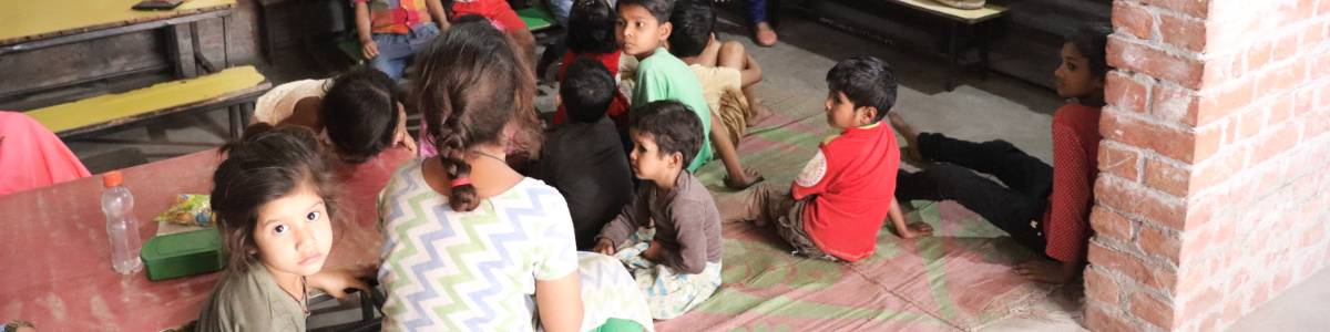 COVID Relief and Rehabilitation of Vulnerable Households in Urban Slums of UP