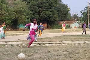 Matri Shakti Football Cup