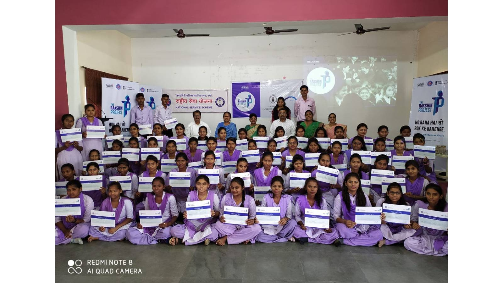 TRP - Priyadarshini Girls College