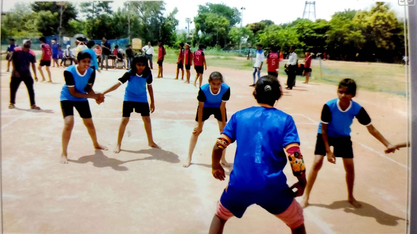 Kabaddi Ground