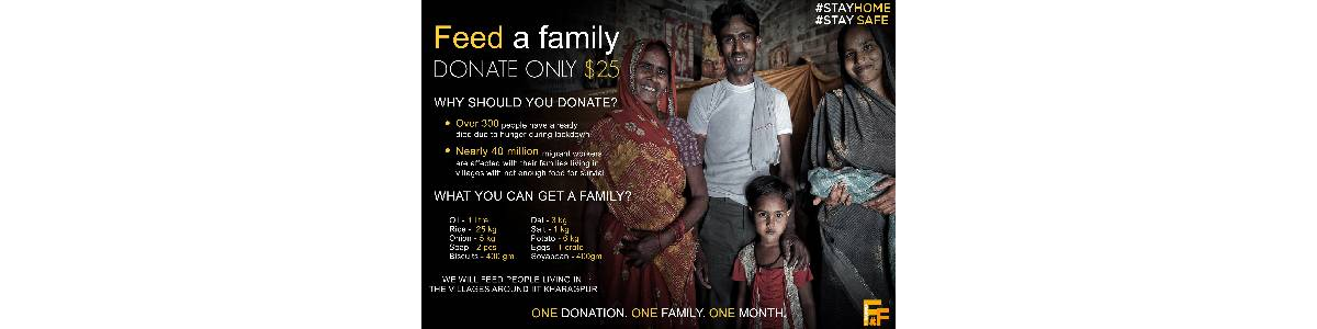 Help a Family - Relief Fund