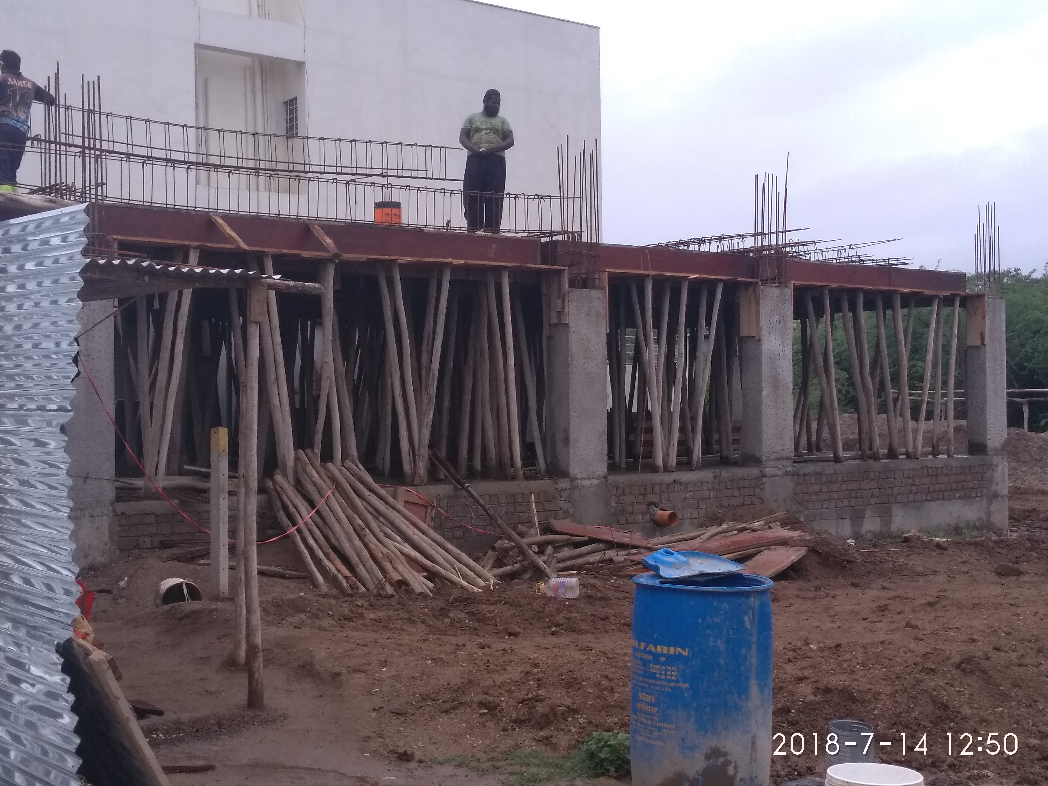 Construction of Community Health and Training Center