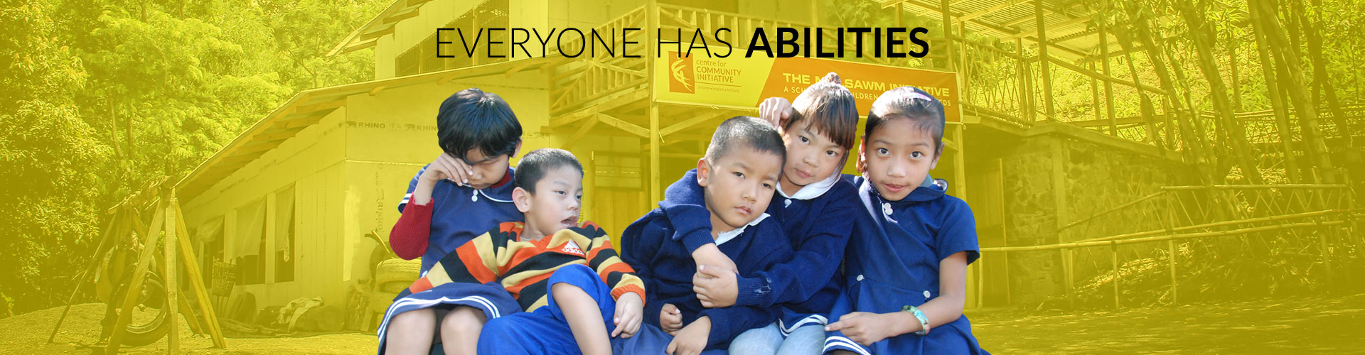 The Malsawm Initiative- A School for Children with special needs