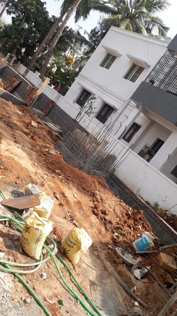 Vasantham Old Age Home Construction