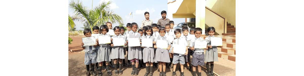 "SUPPORT SCHOOL PROGRAMME ""EDUCATE INDIA"""