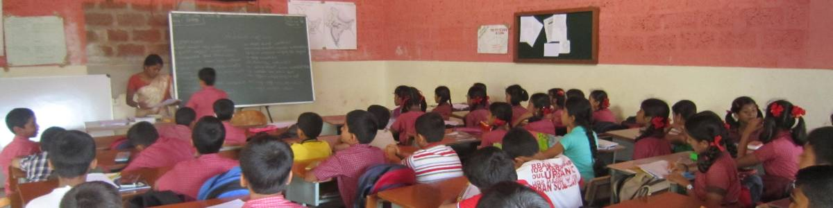 Quality Education to Rural Children at Affordable Cost