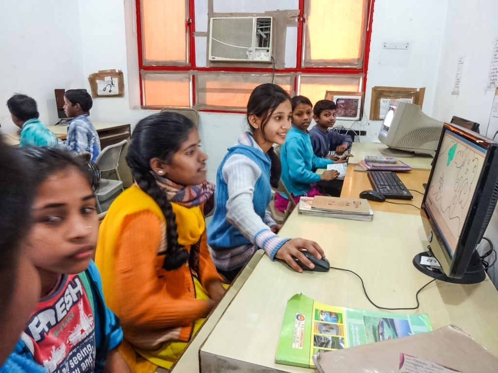 Computer Literacy Program for 25 Children