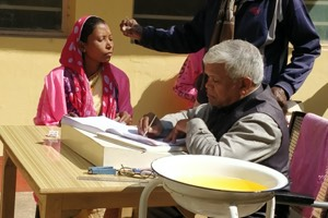 IMPROVING COMMUNITY ACCESS TO SPECIALZED LEPROSY HEALTH CARE IN DEBANKI, JHARKHAND