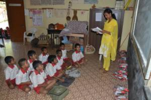 Projects for school going children and girl students pursuing higher education