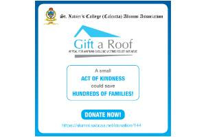 """""""Gift A Roof"""" - Amphan Cyclone Victims Relief Initiative"""
