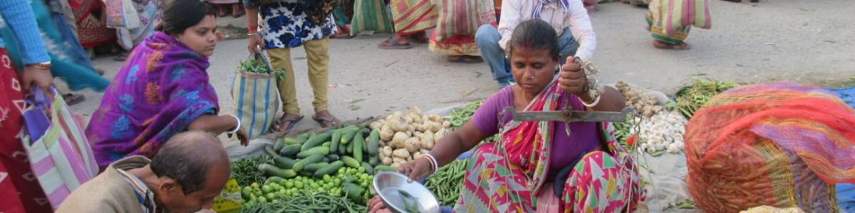 Livelihood Support to help the rural poor villagers under privileged persons