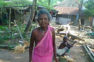 HELP TRIBAL PEOPLE TO FIGHT AGAINST HUNGER