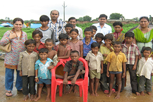 Establishing Remedial Education Center/ Non-Formal School for Street Children between the Age Group of 6-16 years