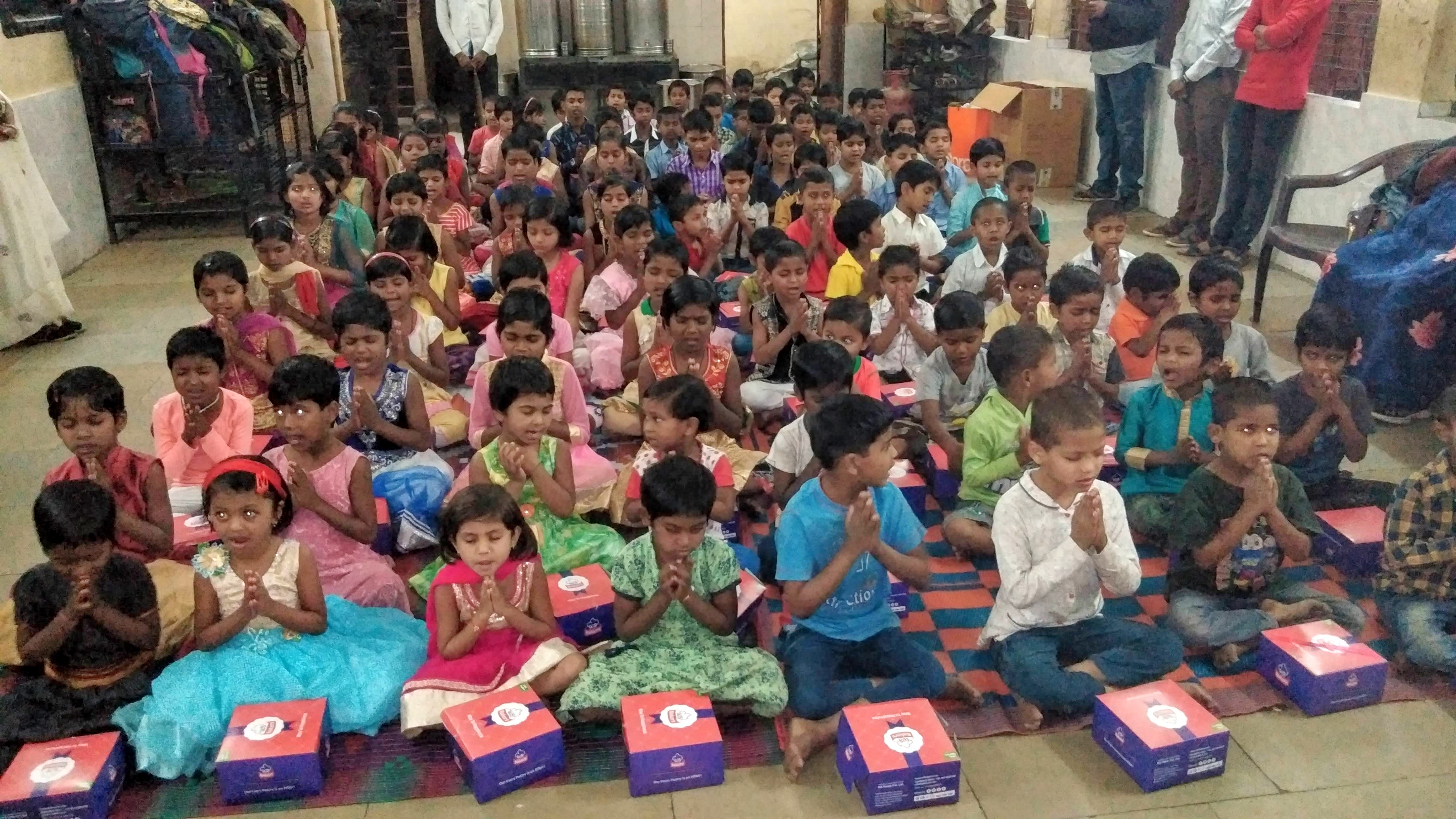 Support a Shelter Home for Street and Slum Children