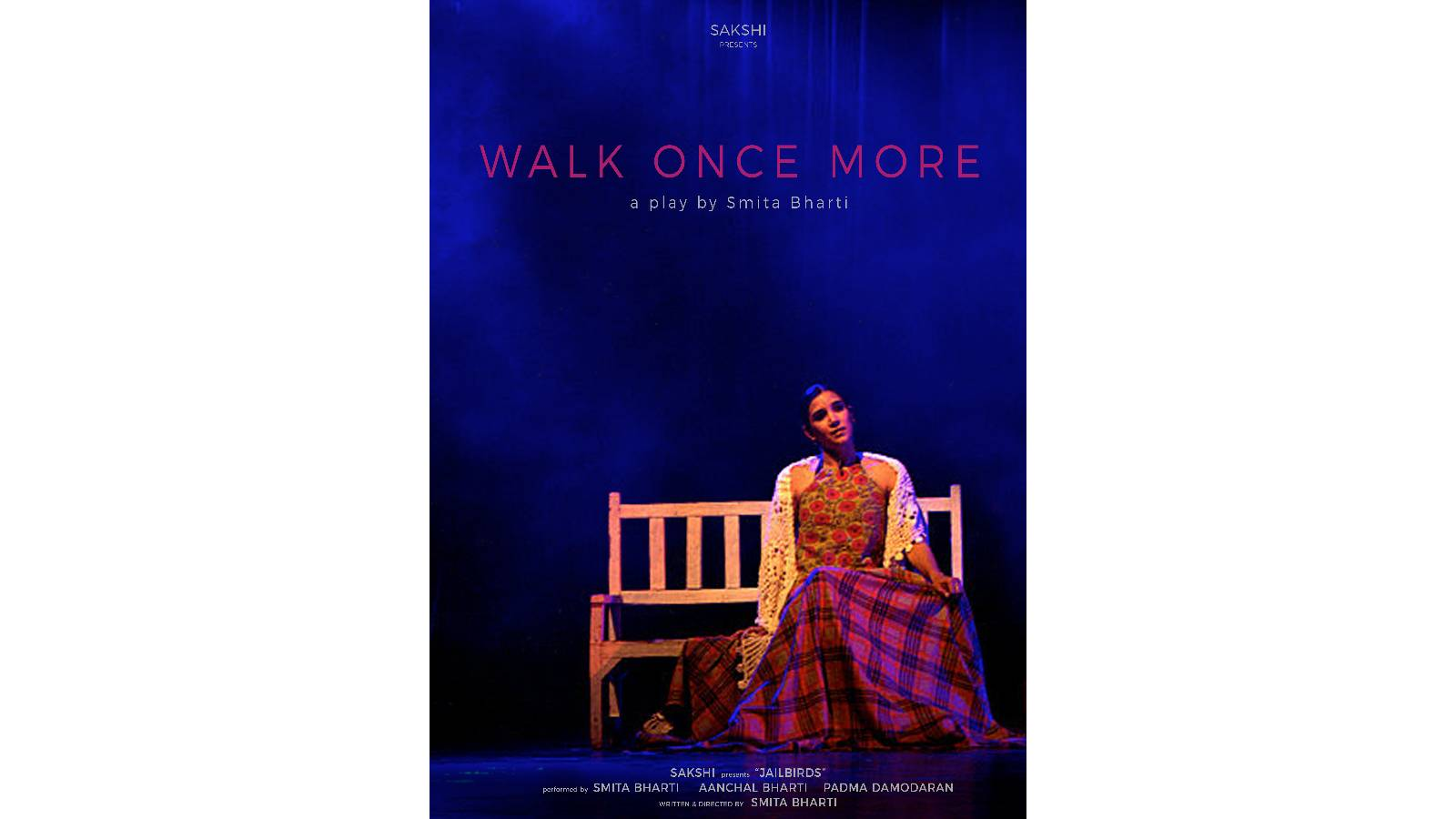 #StageForChange - Walk Once More