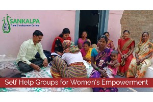 Self Help Groups in Gadag, Dharwad - Supporting Livelihood through Micro-finance and Financial Literacy Programs