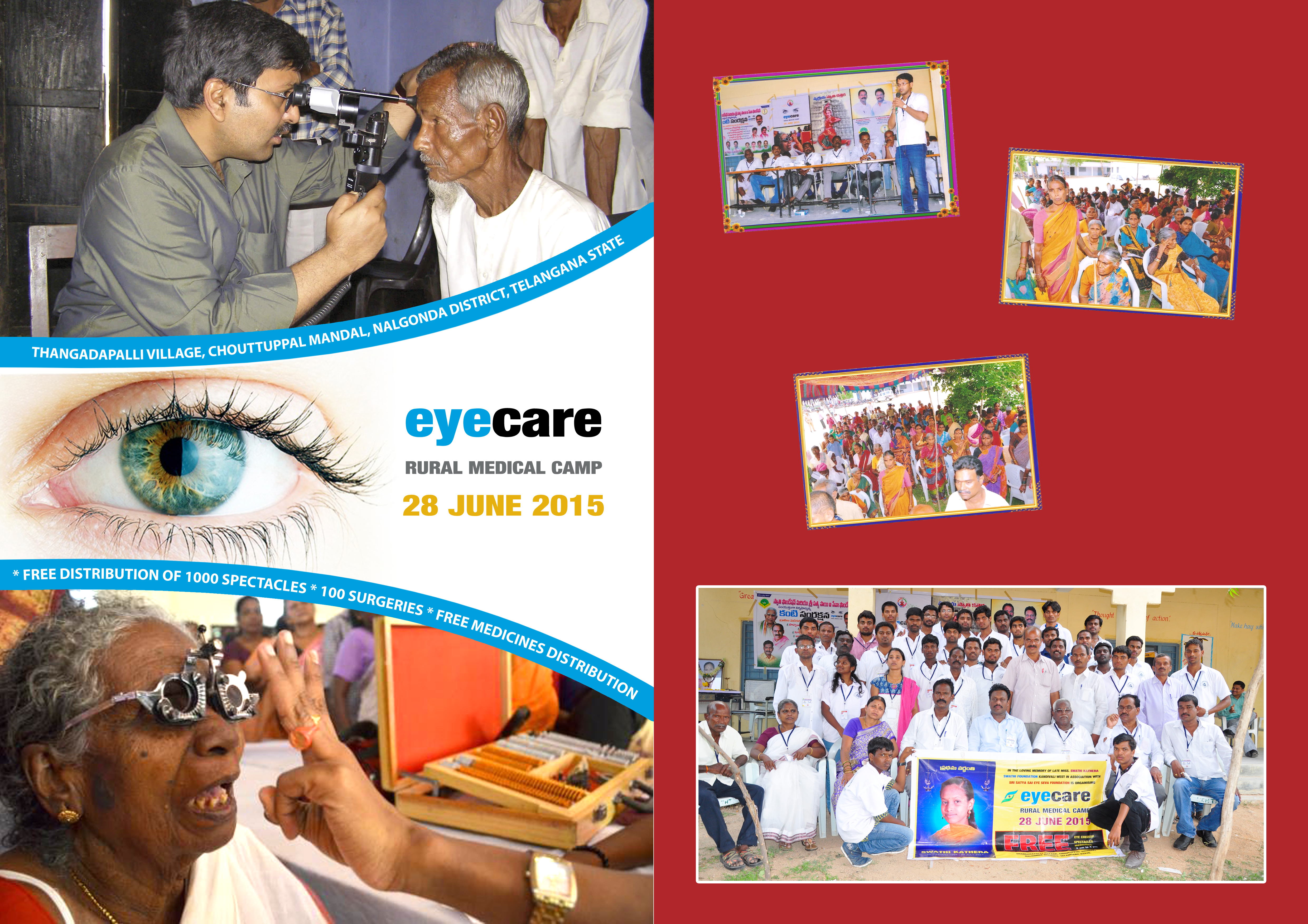 Infrastructural Development of Health Care Centre