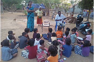 Evening Educational Coaching Centre for Deprived, Poor and Marginalized Children