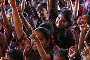 Promoting menstrual health resources and employment in rural India