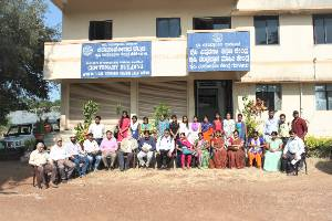 Sustainable Livelihoods, Community Organisation and Disability Inclusion  Project