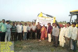 Water Soil Enhancement Project in Beed & Jalna  District