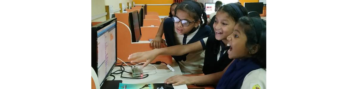 Sponsor Creative Computer Science Education for Government School Students