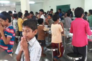 Sponsor meals for a child at heal paradise