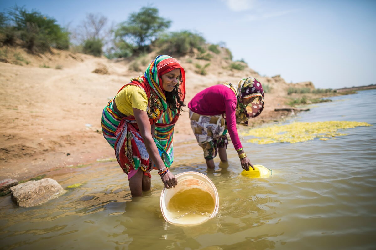 Bundelkhand - A draught that never ends. Help WaterAid Provide Clean and Safe Water to Families